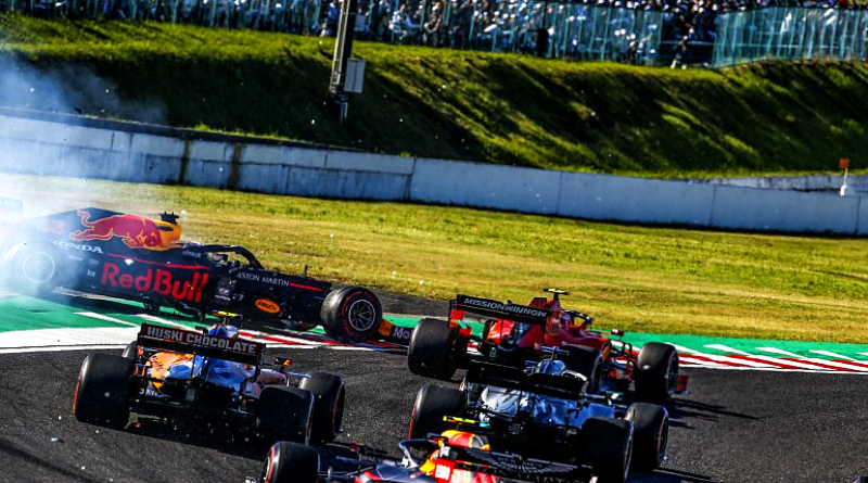 Mercedes Clinches 6th Championship in Japan