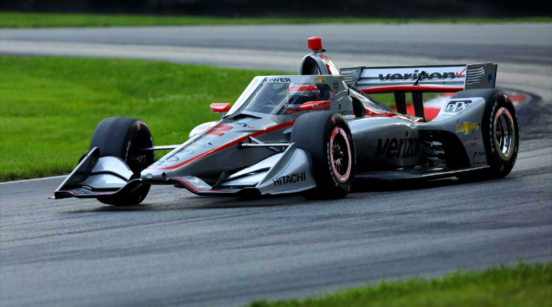 Power Cruises to First Victory of 2020 at Mid-Ohio
