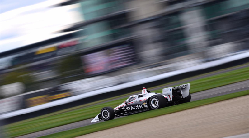 Newgarden Wins Race 1 of The Harvest GP