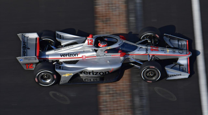 Power Dominates in Second-Last Race of The Season