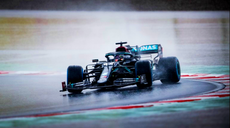 Hamilton Wins 7th Drivers' Championship Title, Equaling Schumacher for Most All-Time