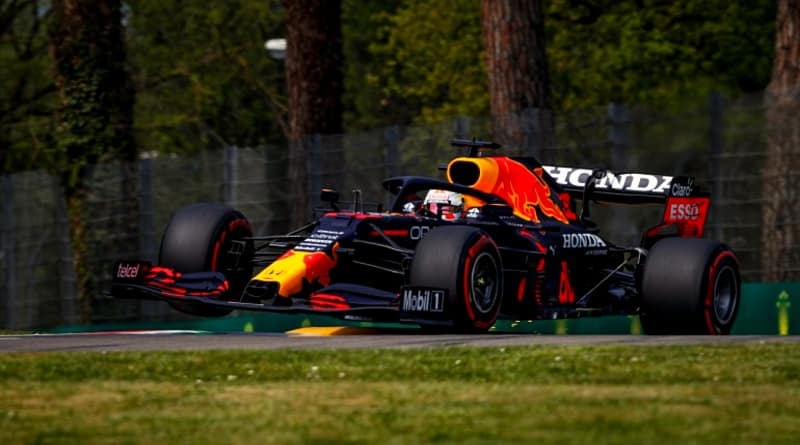 Verstappen Victorious in Italy, Bottas and Russell Wreck