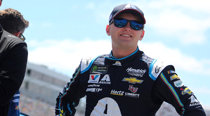 Pocono Preview Interview with William Byron