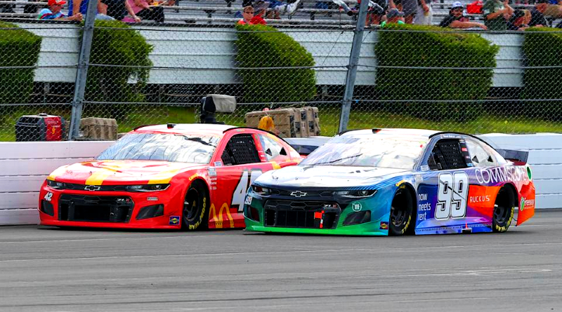 TrackHouse Racing to Purchase Chip Ganassi's NASCAR Operation