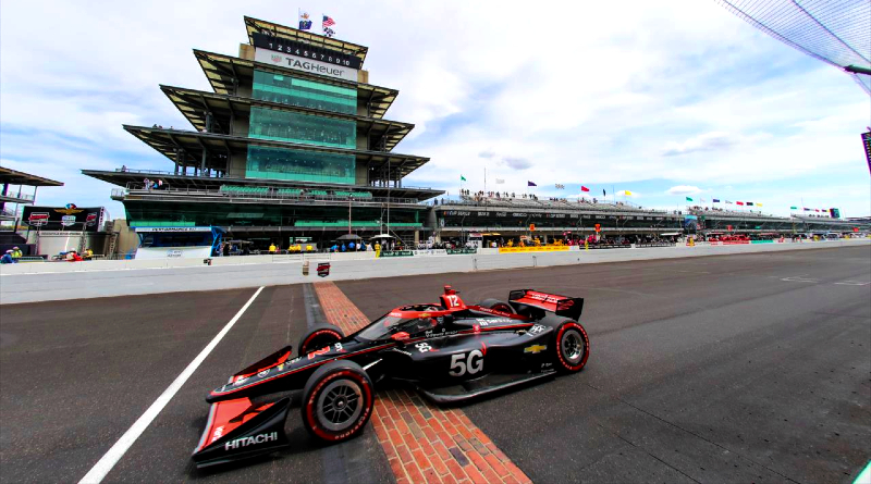 Will Power Claims 5th Indy Road Course Victory