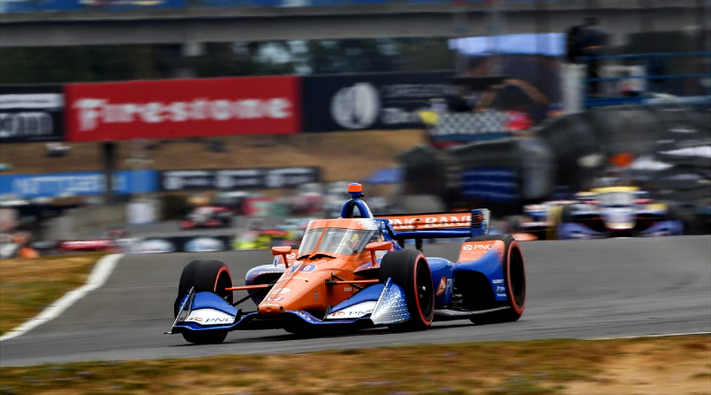 Alex Palou Clinches Championship Lead with Portland Victory